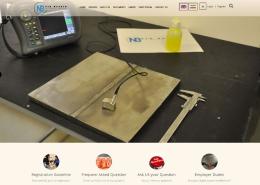 طراحی سایت شرکتی نیک بازدید